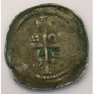 Numismatic foto  Münzen Lothringische Münzen Herzogtum von Lothringen Ferri III   (1251-1303) Denier  Nancy    B/TB