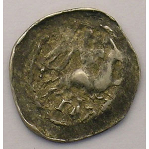 Numismatic foto  Münzen Lothringische Münzen Herzogtum von Lothringen Ferri III   (1251-1303) Denier  Nancy    TB+