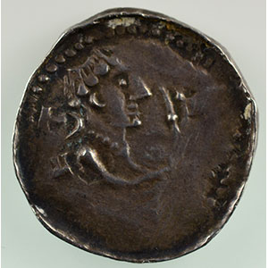Numismatic foto  Münzen Lothringische Münzen Herzogtum von Lothringen Simon II   (1176-1206) Denier   Neufchâteau    TB+/TTB