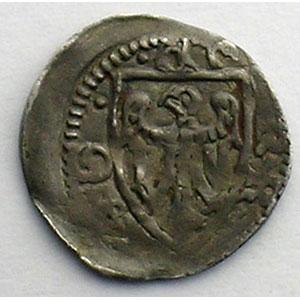 Numismatic foto  Münzen Lothringische Münzen Herzogtum von Lothringen Mathieu II   (1220-1251) Denier   SIERCK    TB+/TTB