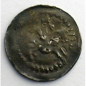 Numismatic foto  Münzen Lothringische Münzen Herzogtum von Lothringen Ferri III   (1251-1303) Denier  Sierck    TB+