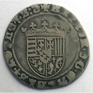 Numismatic foto  Münzen Lothringische Münzen Herzogtum von Lothringen Antoine   (1508-1544) Double gros de trois gros   Nancy    TB