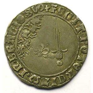 Numismatic foto  Münzen Lothringische Münzen Herzogtum von Lothringen Antoine   (1508-1544) Double gros de trois gros   Nancy    TB+