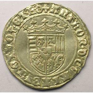 Numismatic foto  Münzen Lothringische Münzen Herzogtum von Lothringen Antoine   (1508-1544) Double gros de trois gros   Nancy    TTB