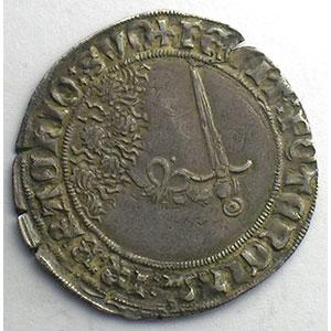 Numismatic foto  Münzen Lothringische Münzen Herzogtum von Lothringen Antoine   (1508-1544) Double gros de trois gros   Nancy    TTB+