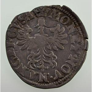 Numismatic foto  Münzen Lothringische Münzen Herzogtum von Lothringen Charles III   (1545-1608) Gros   G (Gennetaire)    TTB