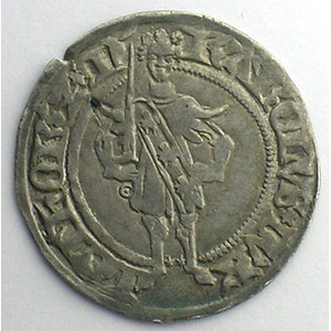 Numismatic foto  Münzen Lothringische Münzen Herzogtum von Lothringen Charles II   (1390-1431) Gros   NANCY    TTB/TTB+