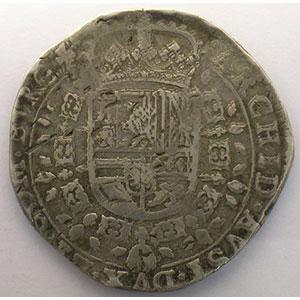 Patagon   Philippe IV (1621-1665)   1623   Dôle    TB/TB+