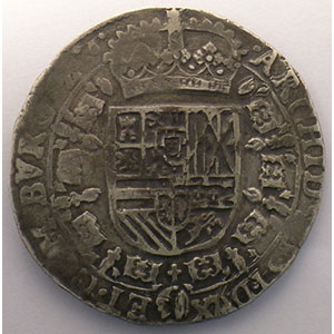 Patagon   Philippe IV (1621-1665)   1625   Dôle    TB+/TTB