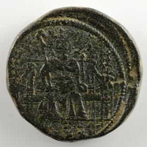 Poids monétaire de l'écu d'or à la chaise de Philippe VI    TB