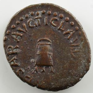 Quadrans  (Rome 41)    TB