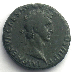 R/ AEQVITAS AVGVST SC  (Rome 97)    TB