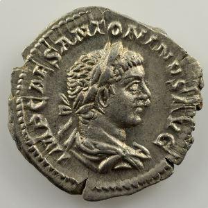 R/ FIDES EXERCITVS  (Rome 218-219)    SUP