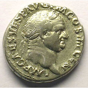 R/ FIDES PVBL   (Rome 73)    TTB