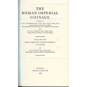 R.I.C.   vol. VIII   La famille de Constantin I (337-364)