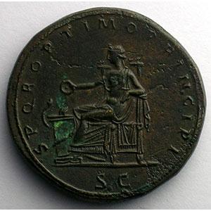R/ SPQR OPTIMO PRINCIPI SC   (Rome 103-111)    TTB