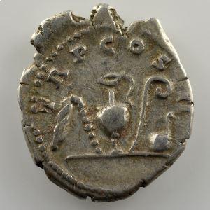 R/ TR P COS II   (Rome 139)    TTB