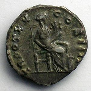 R/ TR POT XX COS IIII   (Rome 156-157)    TB+/TTB