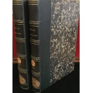 Revue Archéologique   année 1892   2 tomes