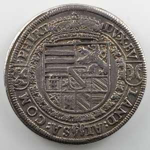Thaler   Ferdinand, Archiduc (1564-1595)   nd   Ensisheim    TTB